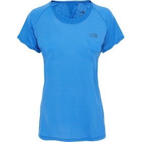 The North Face Better Than Naked S/S Shirt Dam amparo blue